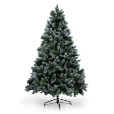 7ft christmas tree shop our range of christmas trees buy the santa snow pine 7ft