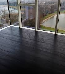 Aquateo Laminate Flooring Black Stained Oak Parquet Floors Thefloors Co