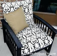 Reupholster Patio Furniture Cushions Reupholstering Outdoor Furniture Cushions Wfud