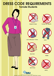 dress codes shaming and the male gaze society and sexuality