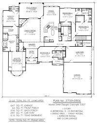 1 story house plans 1 story 4 bedroom 3 5 bathroom 1 dining room 1 family room