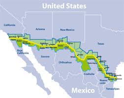 Tijuana Mexico Map Saúde Pública The United States U2013mexico Border Environmental
