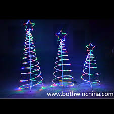 green spiral lighted tree green spiral christmas tree outdoor decorations cm green solar led