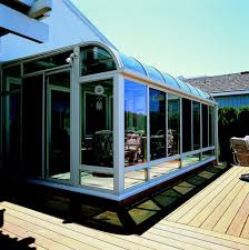 Sunroom Roof Curved Glass Roof Sunroom Or Patio Room With Aluminum Frame