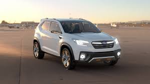 subaru viziv truck 2015 subaru viziv future concept review top speed