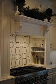 104 best range and hood ideas images on pinterest kitchen ideas cabinets plus design cherry lane renovation beauitful mantle hood interlocking circles mosaic backsplash