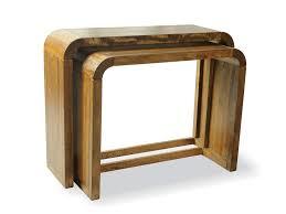 mango wood console table designer style mango wood console tables unni evans