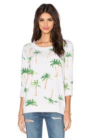 chaser palm tree sleeve in salt revolve
