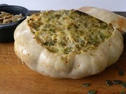 patisson cuisine vadrouilles gourmandes pâtisson farci à la feta et haricots