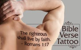 bible verse tattoos for