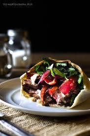 cuisine steak grilled beef shawarma sandwiches the mediterranean dish