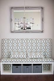 Mudroom Furniture Ikea by Banquette Diy Ikea Hack