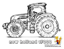 free coloring pages of combine tractor john deere combine
