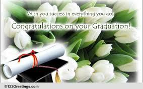 congratulations on your graduation free congratulations ecards