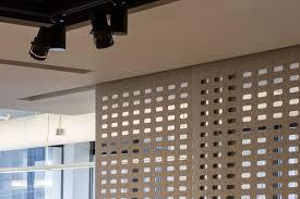 hanging room divider panels hanging panel track system shop filzfelt