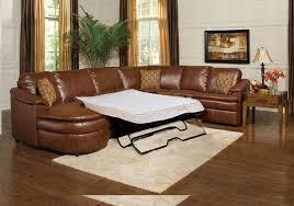 sleeper sofa leather comfortable sectional sleeper sofa design ideas rilane