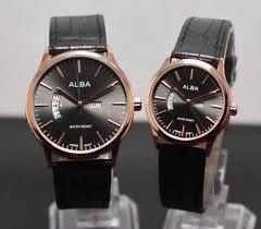 Jam Tangan Alba Pasangan jam tangan pasangan terkeren di distributor jam