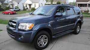 lexus truck 2006 2006 toyota sequoia limited edition low miles gorgeous truck