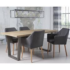 Oak Top Dining Table Dining Table Gray Marble Top Dining Table Gray Acacia Dining