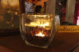 coffee bean candle diy coffee bean candle