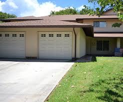 garage floorplans 3 bed 2 5 bath apartment in honolulu hi hickam communities