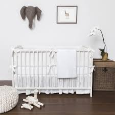White Crib Set Bedding All White Bedding Ikea Crib Set Sets Images Photo Ideas As