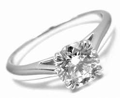 harry winston ring authentic harry winston platinum 56ct vvs1 f diamond solitaire