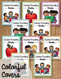 Guided Reading How To Organize Editable Guided Reading Binder Playdough To Plato
