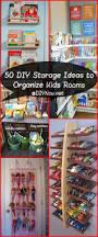 Organize Kids Room by 50 Diy Storage Ideas To Organize Kids Rooms U2013 Diynow Net