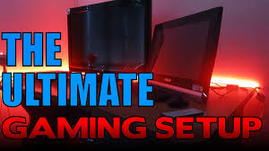 gaming setup creator cheapest gaming setup ever 400 gaming setup youtube