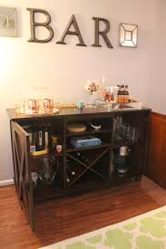 Mini Bar Furniture by Trunk Bar Cabinet World Market Best Home Furniture Decoration