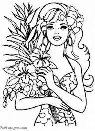 51 barbie images barbie coloring pages