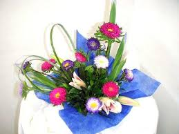 decorate your home inside outside with flower arrangements