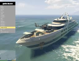 yacht deluxe gta5 mods com
