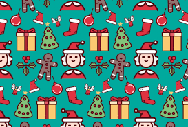christmas patterns christmas free semaless vector pattern creative nerds