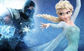 Elsa Frozen Meme - user blog tkid115 queen elsa vs sub zero 115 rap battles season