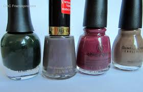 tipsy tuesday fall nail colors u2013 part 2 c to c friendspirations