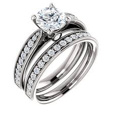 Engagement Wedding Ring Sets by Denver Jewelers Custom Engagement Rings Wedding Rings Custom