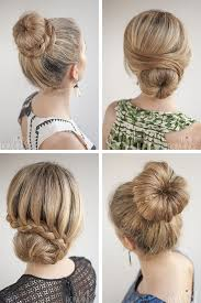 how many ways can you style a donut bun donut bun bun hair and