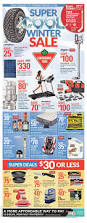 canadian tire weekly flyer weekly super cool winter sale feb