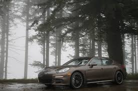 porsche panamera brown 2014 porsche panamera 4s review flatsixes