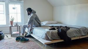 sleep simplified the floyd platform bed for urban nomads