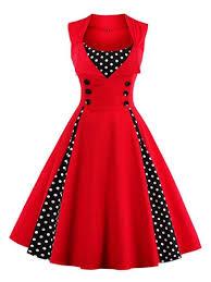 cheap day dresses casual black u0026 white day dresses tbdress com