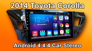 best black friday car stereo deals reddit 2014 2016 toyota corolla android car stereo review 10