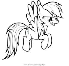 my little pony coloring pages of rainbow dash rainbow dash color page my little pony coloring pages rainbow dash
