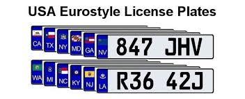 Pa Vanity Plates Germanplates Com Personalized European License Plates