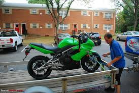 blackpearl goes green the green goblin 2009 kawasaki ninja 650r
