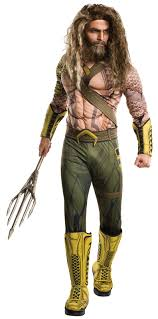 womens halloween costumes party city batman v superman dawn of justice deluxe aquaman costume