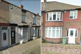 three terraced houses set for auction for just 1 here s how you
