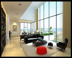 Decorate Living Room Black Leather Furniture Decoration Ideas Attractive Design Interior For Small Living Room